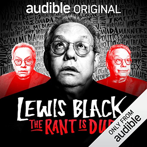 The Rant is Due audiobook cover art