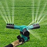 Hausgarten Automatisch rotierender Erdungsstecker Sprinkler Sprinkler