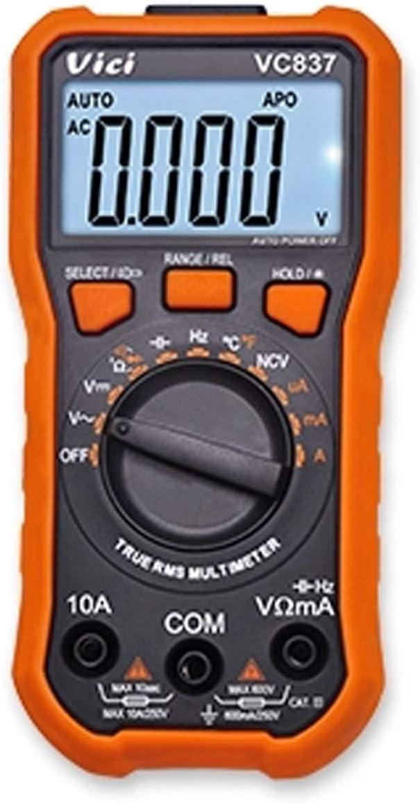 KXA VC837 Digital Multimeter NCV Function DMM Auto RMS 3 Sale item Fees free 5 Ran 6