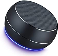 NUBWO Portable Bluetooth Speakers with HD Audio and Enhanced Bass, Built-in Speakerphone..