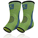 Best Achilles Tendon Supports - Benmarck Ankle Compression Sleeve, Plantar Fasciitis Sock, Foot Review