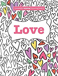 Romantic Valentines Day Coloring Books For Adults