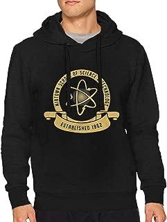 Pasdokzxc Men Midtown School of Science & Technology Hoodie Sweatshirt