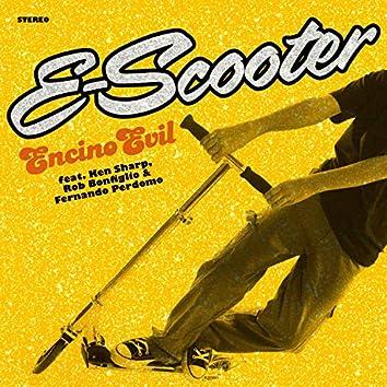 E-Scooter (feat. Ken Sharp, Rob Bonfiglio & Fernando Perdomo)