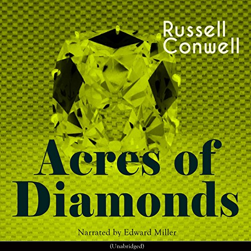 Acres of Diamonds audiobook cover art