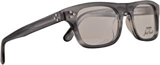 All Star P004 UF Jack Purcell Eyeglasses 50-21-145 Smoke w/Demo Clear Lens P004UF