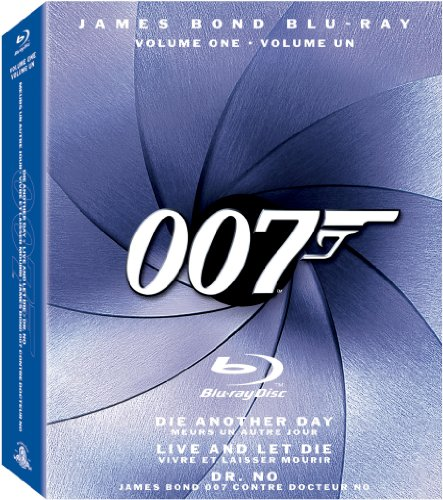 The James Bond Collection, Vol. 1 (Die Another Day / Live and Let Die / Dr. No)