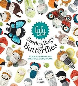 Butterfly baby rattle crochet pattern - Amigurumi Today   286x260