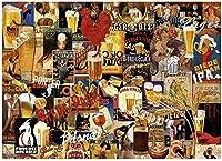 Classic Beer 1000 Pieces