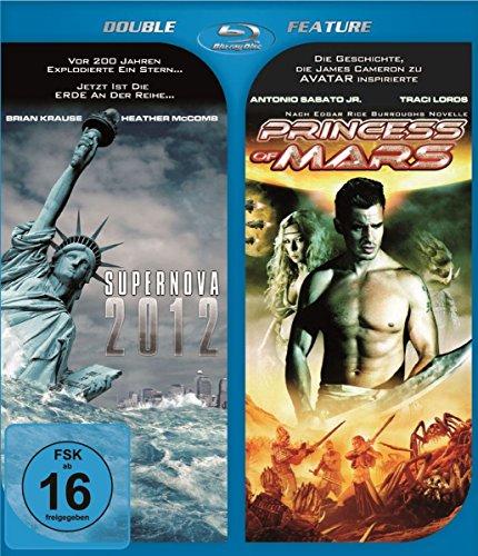 Doppel-BD: 2012 Supernova & Princess of Mars [Blu-ray]
