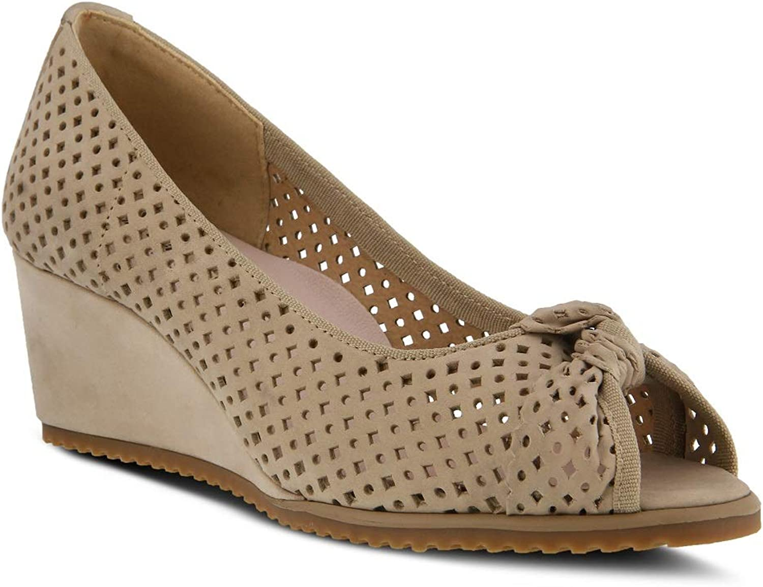 Spring Step Women's Lucina shoes   color Beige  Leather shoes