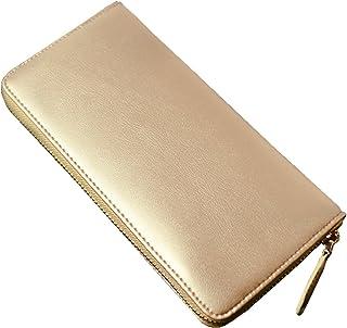 新年 ゴージャスの極み!牛革ゴールドカラー長財布 [BEAMZSQUARE] 金運 メンズ レディース 誕生日プレゼント 315805