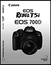 Best instruction manual for canon eos rebel t2i Reviews