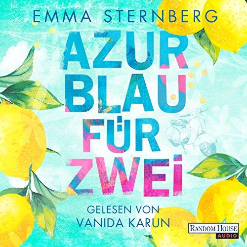 Azurblau für zwei Titelbild