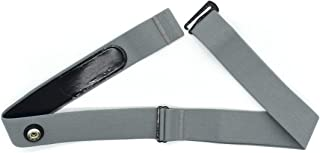comprar comparacion Elástica Ajustable Chest Cinturón Correa Bandas para Polar, Garmin, Wahoo Deporte Running Monitor de frecuencia Cardiaca