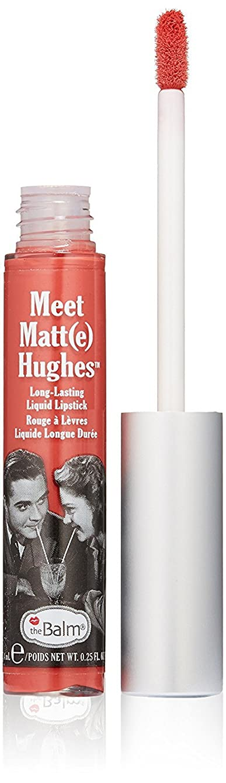 パートナー問題ブリークtheBalm Meet Matte Hughes Lip Color Honest. [並行輸入品]
