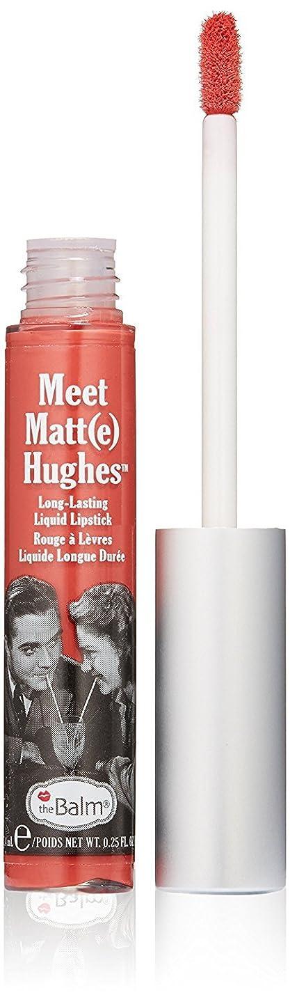 計画たまに通りtheBalm Meet Matte Hughes Lip Color Honest. [並行輸入品]