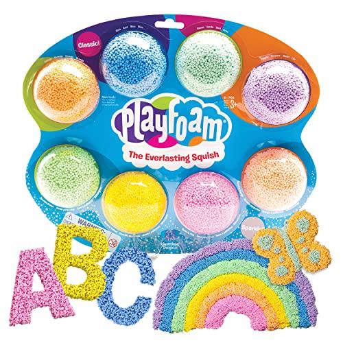 Educational Insights Playfoam Combo 8-Pack, Fidget, Sensory Toy, Stocking...