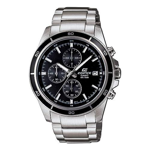 744bce24b3e0 Casio Edifice Chronograph Black Dial Men s Watch - EFR-526D-1AVUDF (EX093)