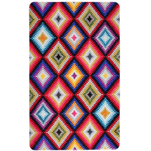 ENVI Amour Lot de tapis de la porte de porte de Hall de cuisine de salle de bain Ottomans Tapis antidérapant absorption de l'eau domestique de salle de bain Tapis Tapis de terre, Polyester, 120*180cm