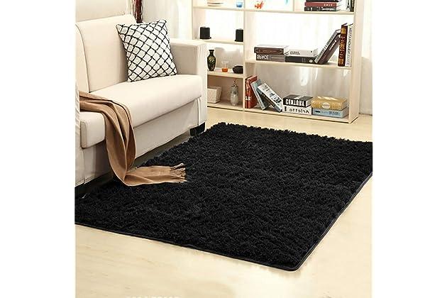 Best black rugs for bedroom | Amazon.com