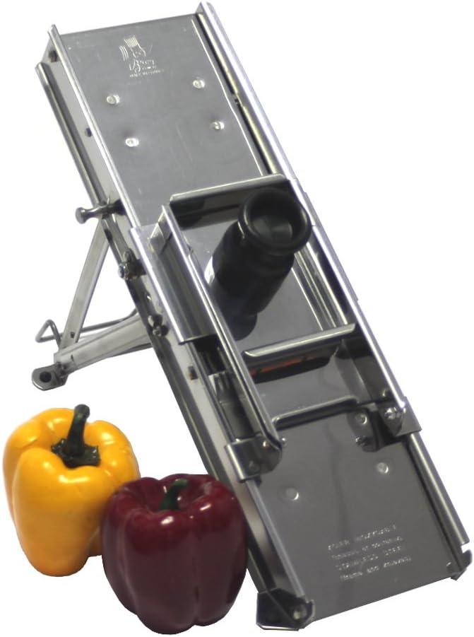 Bron Regular dealer Stainless Steel Slicer 67% OFF of fixed price Original Mandoline