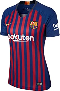Nike FC Barcelona 2018-2019 Ladies Home Soccer Jersey