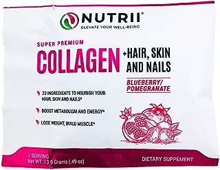 Collagen Travel & Sample Pack (1), Zero Carbs, Zero Sugar