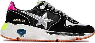 Golden Goose Luxury Fashion Donna GWF00126F00028090175 Nero Pelle Sneakers   Autunno-Inverno 20