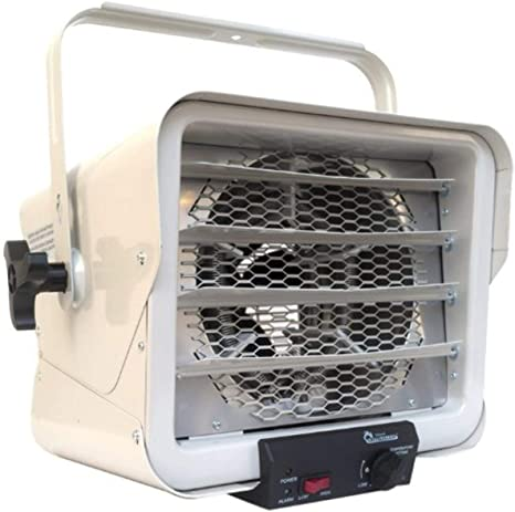 Dr. Heater DR966 240-volt Hardwired Shop Garage Commercial Heater, 3000-watt/6000-watt, DR966 240V: image