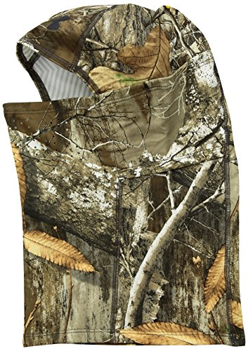 Under Armour Men's Coldgear Infrared Scent Control Balaclava, Realtree Edge (991)/Black, One Size