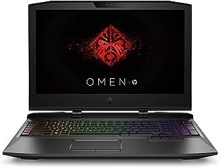 HP OMEN X-ap046TX 17-inch FHD Gaming Laptop (Intel Core i7-7820HK/32GB/1TB HDD + 1TB SSD/GTX 1080 8 GB GDDR5X Graphics/G-SYNC/VR Ready/Windows 10), Shadow Black