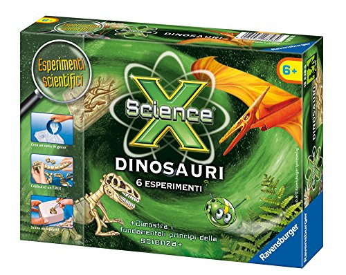 Ravensburger – 18828 4 – Science X – Dinosaurier