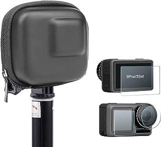 Kaigital Mini EVA Protective Pocket Bag Sports Camera Carrying Case for DJI OSMO Action GoPro Hero 5/6/7 Camera Accessorie...