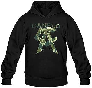 Men's Saul Alvarez Canelo Awesome Camo Logo Hoodie