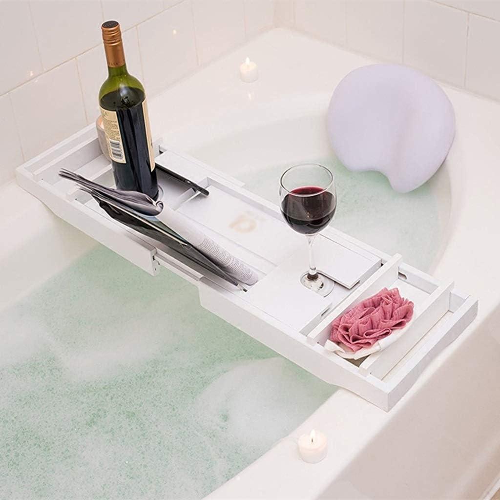 CJVJKN Bathtub Ranking TOP20 Stand Telescopic Max 55% OFF Anti-Skid Waterproof P Bath Rack