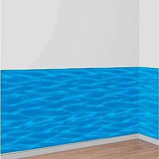 Amscan Blue Ocean Party Scene Setter Room Roll