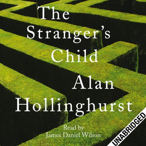 The Stranger's Child audiobook cover art