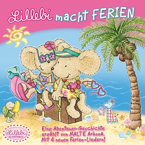 Lillebi macht Ferien audiobook cover art