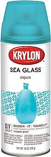 بخاخ دهان الزجاج البحري K09057007 من كريلون - أكوا، 340 جم