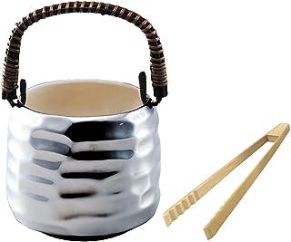 サントリーマーケティング 陶製プラチナ アイスペール 1000ml 158-75