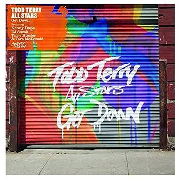 Get Down (feat. Kenny Dope, DJ Sneak, Terry Hunter, Tara McDonald) [Pt. 1]