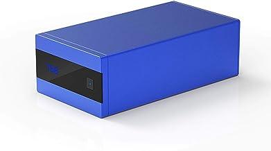 S.M.S.L Sanskrit 10th MK II High-end DAC AK 4493 Chip USB Optical Coaxial Input Blue