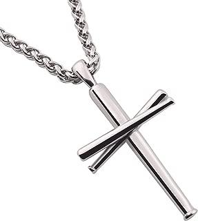 Best baseball bats cross necklace Reviews