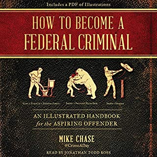 How to Become a Federal Criminal cover art