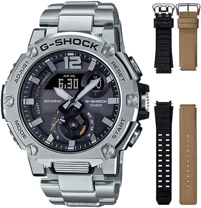 Orologio g-shock limited edition g-steel - orologio gst-b300e-5aer