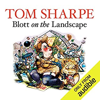 Blott on the Landscape                   By:                                                                                                                                 Tom Sharpe                               Narrated by:                                                                                                                                 David Suchet                      Length: 7 hrs and 55 mins     524 ratings     Overall 4.4
