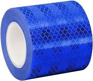 3M 3435 Blue Reflective Tape, 1