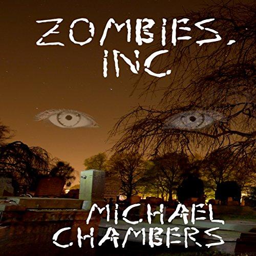 Zombies, Inc audiobook cover art