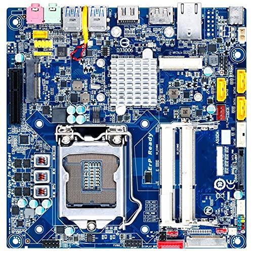 SYFANG Placa Base de Escritorio Fit for Gigabyte GA-B75TN B75TN B75 B75n LGA 1155 I3 I5 I7 DDR3 16G Placa Base de computadora